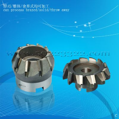 angle milling cutter,involute milling cutter